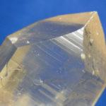オルゴナイト作成と水晶の「成長線」とは