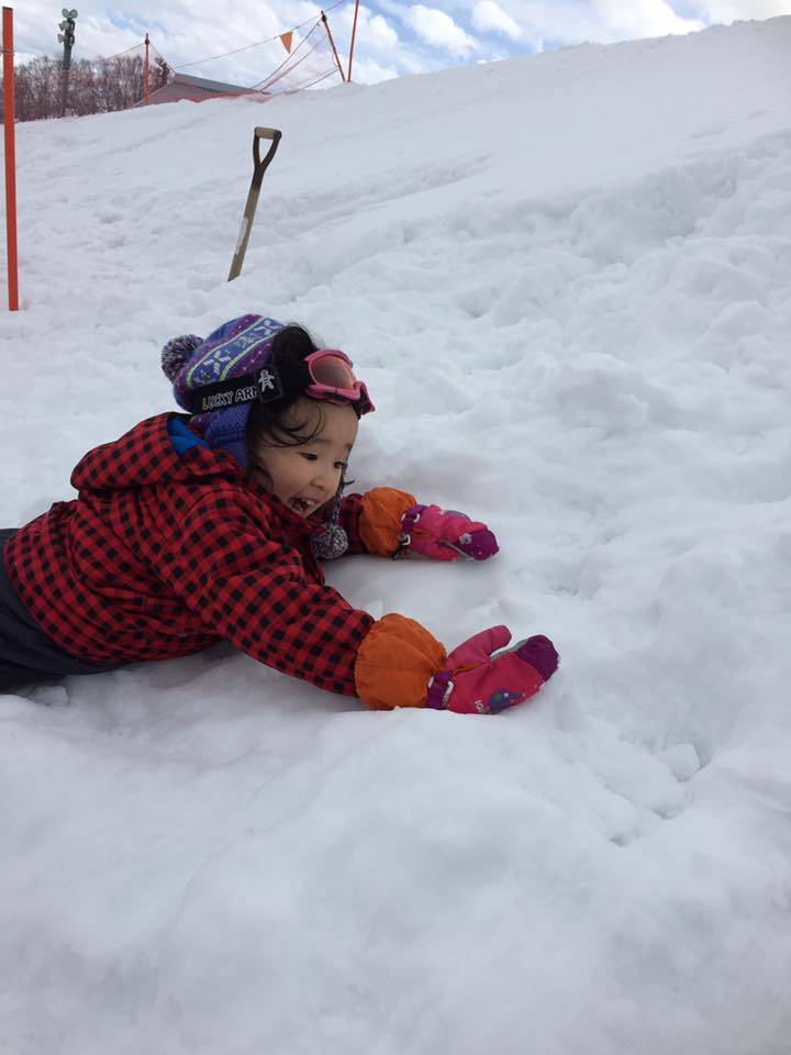 子連れ日帰りスキーにオススメ!ガーラ湯沢とおむすびの関係