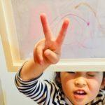 たくさんたまるかわいい子供の絵の残し方。自分も子供も喜ぶアイテムご紹介!