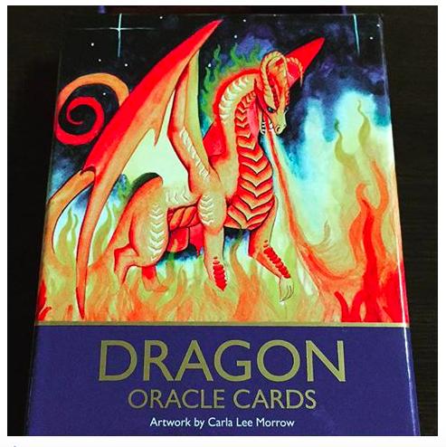 奄海るかさん公開リーディング・ドラゴンオラクルカードレポ