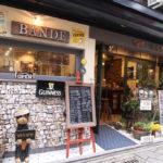 長崎中華街のおしゃれカフェ/BANDE