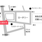pagesで地図を自作する方法 Part2 変形建物の描き方