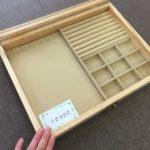 木製ジュエリーケース数量限定販売/ディスプレイ・展示会にも使える!